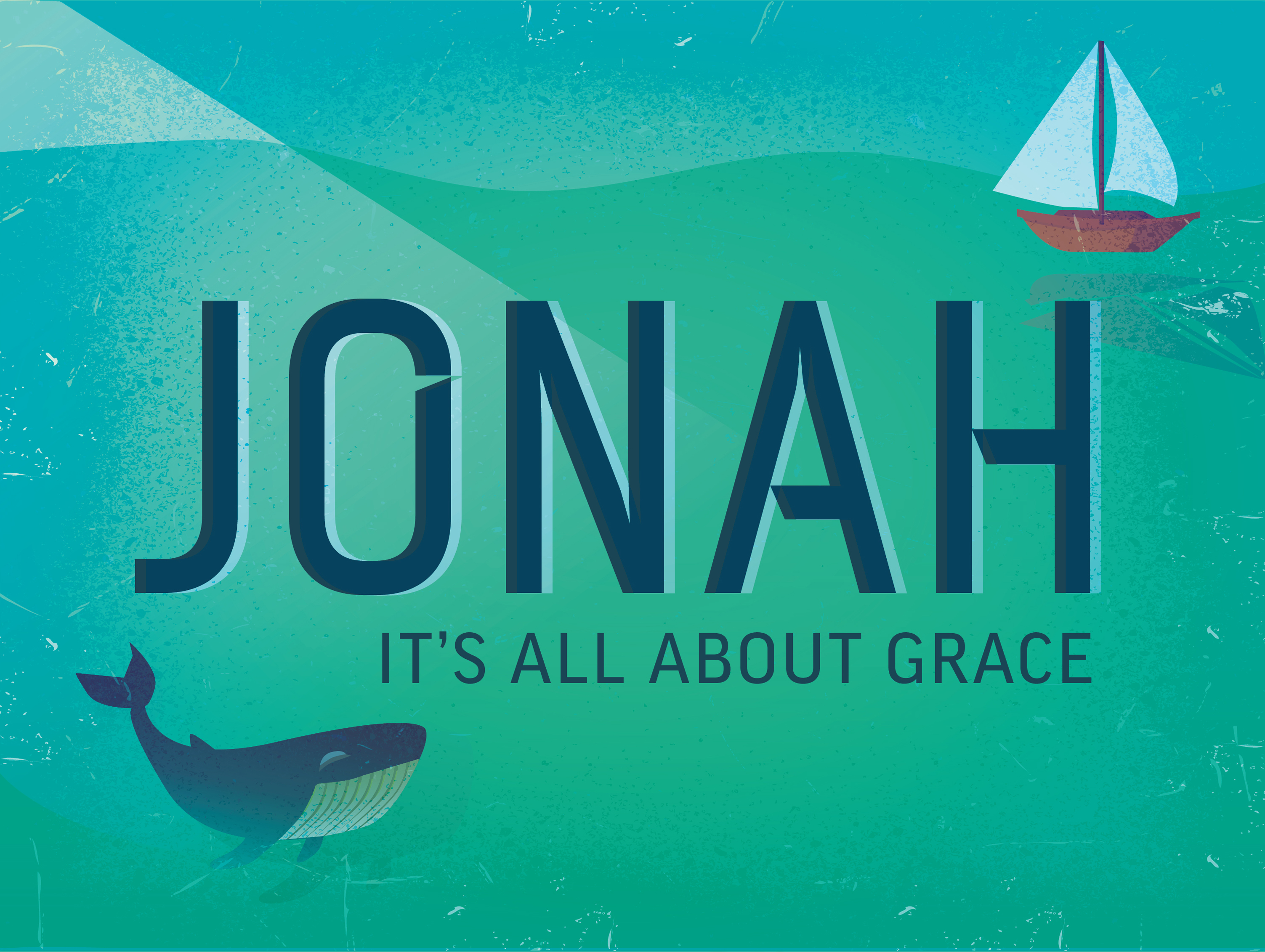 Jonah - It's All About Grace